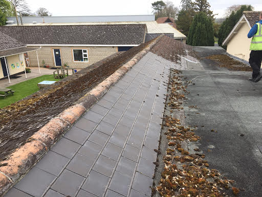 A large-scale refurbishment of a preparatory school in Street, Somerset